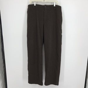 GAP Dark Brown Heavier Weight Wool Lined Pants